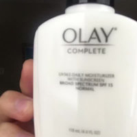 Olay Complete Lotion All Day Moisturizer with SPF 15 For Normal Skin uploaded by Taylor J.