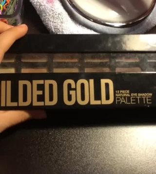 Video of ULTA Gilded Gold Natural Eye Shadow Palette uploaded by Jordan N.