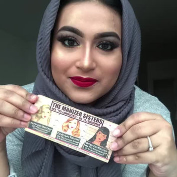 Video of the Balm - the Manizer Sisters Luminizers Palette uploaded by Nazma K.