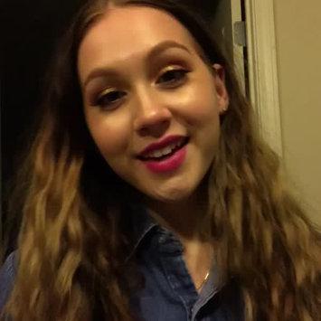 Video of Josie Maran Vibrancy Argan Oil Foundation uploaded by Elora M.