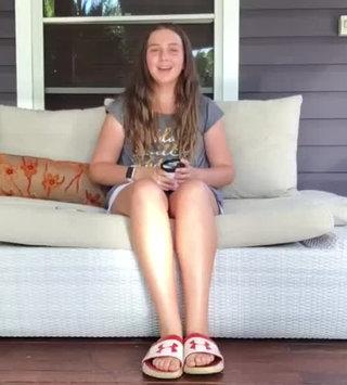 Video of LUSH Rub Rub Rub Shower Scrub uploaded by Zoe L.