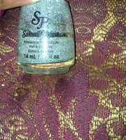 Salon Perfect Professional Nail Lacquer, 613 Cosmic Dust, 0.5 fl oz, Top Coat uploaded by Julie P.