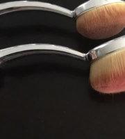 110OVBRSH10 Pro Balance Soft Hair Oval Makeup Brush Sets 20 Pcs uploaded by Mimi G.