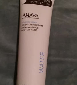 Video of AHAVA Mineral Hand Cream uploaded by Amanda S.