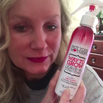 Video of Not Your Mother's® Way to Grow Leave-In Conditioner uploaded by Angela T.
