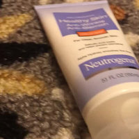 Neutrogena® Healthy Skin Anti-Wrinkle Anti-Blemish Cleanser uploaded by casey m.