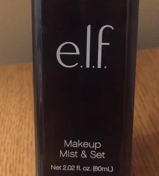 Video of e.l.f. Studio Makeup Mist uploaded by andrea t.