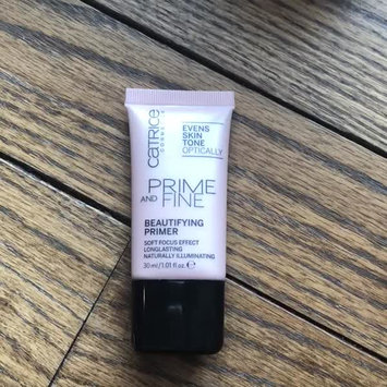 Video of Catrice Prime And Fine Beautifying Primer uploaded by Meagan P.