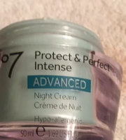 Boots No7 Protect & Perfect Night Cream 50ml(1.6 fl oz.) uploaded by Laura S.