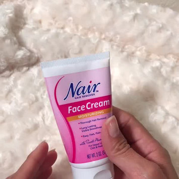 Video of Nair Moisturizing Face Cream, 2 Ounce uploaded by Jehnny P.
