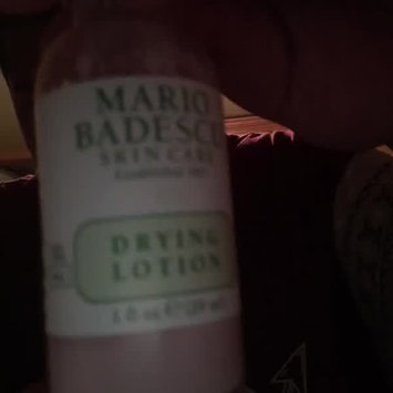 Video of Mario Badescu Drying Lotion uploaded by Edgar N.