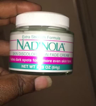 Video of Nadinola Skin Discoloration Fade Cream uploaded by Christy R.