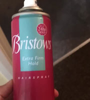 Bristow Hairspray Extra Firm uploaded by Sinead C.