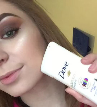 Video of Dove Advanced Care Invisible Antiperspirant Sheer Fresh uploaded by Kaitlyn W.