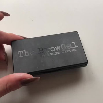 Video of The BrowGal Convertible Brow, 02 Medium Hair uploaded by Margret S.