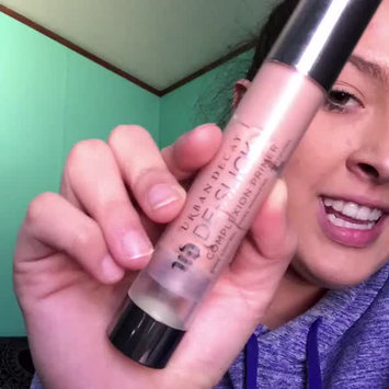 Video of Urban Decay De-Slick Complexion Primer uploaded by Michaela K.