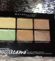Maybelline Facestudio® Master Camo™ Color Correcting Kit uploaded by Addisyn W.