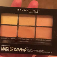 Maybelline Facestudio® Master Camo™ Color Correcting Kit uploaded by Victoria M.