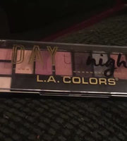 L.A. Colors Day to Night 12 Color Eyeshadow uploaded by Hannah C.