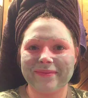 Sudden Change Green Tea Facial Mask uploaded by Chelsey B.