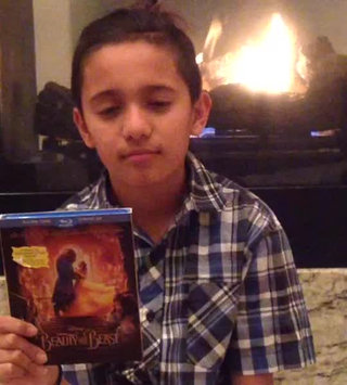 Video of Beauty and the Beast (Blu-ray + Dvd + Digital) uploaded by Crystal R.
