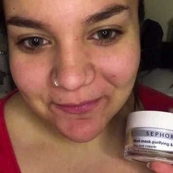 Video of SEPHORA COLLECTION Mud Mask Purifying & Mattifying 1.0 oz/ 30 mL uploaded by Yousra M.