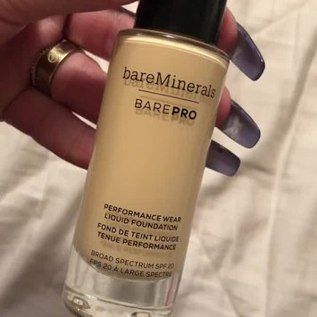 Video of bareMinerals barePRO® Performance Wear Liquid Foundation uploaded by Janelle A.