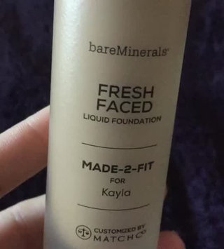 Video of bareMinerals barePRO® Performance Wear Liquid Foundation uploaded by Kayla R.