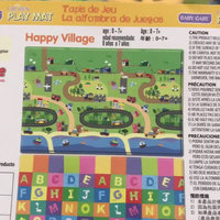 BABY CARE Large Baby Play Mat in Happy Village uploaded by san z.