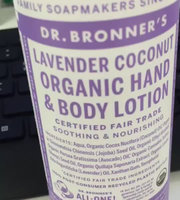 Dr. Bronner's Lavender Coconut Organic Hand & Body Lotion uploaded by Marilyn A.