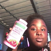 Nature's Bounty Hair, Skin & Nails Gummies uploaded by Alexis😀😋😍 P.