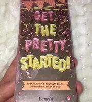 Benefit Cosmetics Get The Pretty Started Mini Cheek Palette uploaded by Stephanie Z.