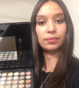 Video of BH Cosmetics 88 Matte Eyeshadow Palette uploaded by Catrice F.