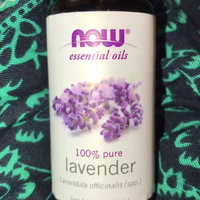 Lavender Essential Oil Now Foods 10 mL Oil uploaded by Sabryna B.