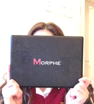 Video of Morphe 35T - 35 Color Taupe Eyeshadow Palette uploaded by Eve M.