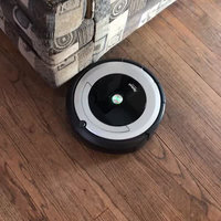 Roomba 690 Wif-Fi Connected Vacuuming Robot, Light Silver uploaded by Kallie J.