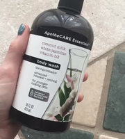 ApotheCARE Essentials The Rejuvenator Coconut Milk White Jasmine B3 Body Wash 16 oz uploaded by Briana V.