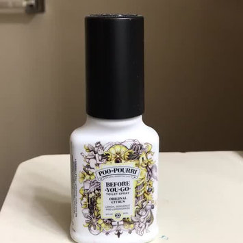 Video of Poo-Pourri Before-You-Go Bathroom Spray uploaded by Apoorva S.