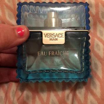 Video of Versace Eau Fraîche Eau De Toilette uploaded by Tiffany D.