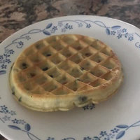 Kellogg's Eggo Blueberry Waffles uploaded by T B.