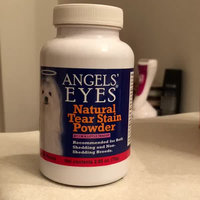 Angels' Eyes Tear Stain Supplement for Dogs uploaded by Julie N.