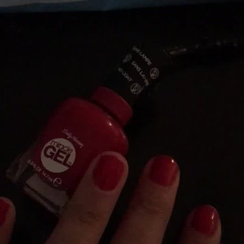 Video of Sally Hansen® Miracle Gel™ Nail Polish uploaded by Suneet K.