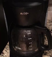 Mr. Coffee 12-Cup Switch Coffeemaker - Black uploaded by Lorena M.