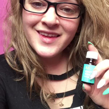 Video of Moroccanoil Treatment Original uploaded by Kelly H.