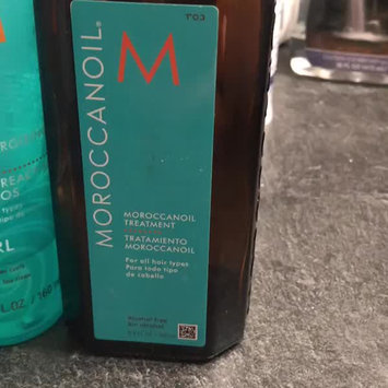 Video of Moroccanoil Treatment Original uploaded by Shannon E.