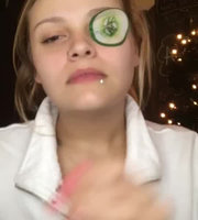Cooling Eyes Cucumber Eye Pads 16 Pads Per Pack uploaded by Madison H.