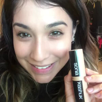 Video of Sonia Kashuk Undetectable Foundation Stick uploaded by Lolita L.