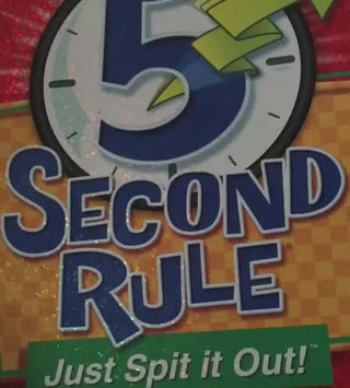 Video of Patch Products 5 SECND RULE 5 SECOND RULE uploaded by Nikki w.