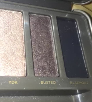 Video of Urban Decay Naked2 Eyeshadow Palette uploaded by Tahani R.