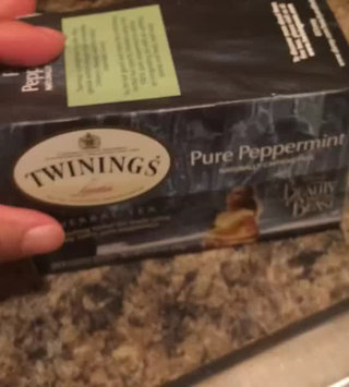 Video of Twinings Pure Peppermint Tea uploaded by Wilka B.